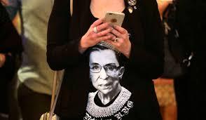 <b>Feminists</b> offer ribs, organs to <b>Ruth Bader</b> Ginsburg - Washington ...