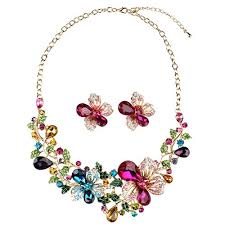 <b>Big Statement Necklace</b>: Amazon.co.uk