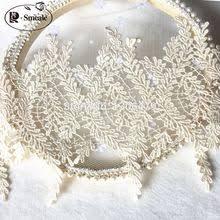 Popular Embroidery Fabric White Color-Buy Cheap Embroidery ...