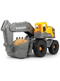 Экскаватор Volvo26 см свет звук <b>Dickie Toys</b> 3724003 Dickie ...