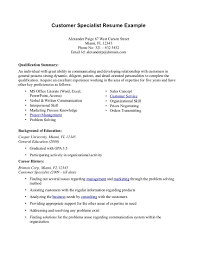 accounting resume overview resume examples of summaries format how resume examples example for resume summary of qualifications how to write a profile statement for