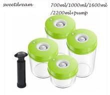 Вакуумная канистра для <b>вакуумного упаковщика</b>, пластиковый ...