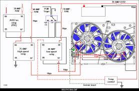 ls1 dual fan relay wiring diagram ls1 wiring diagrams database