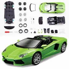 <b>Maisto</b> 1:24 <b>Lamborghini</b> Aventador LP700-4 Сборка DIY набор ...