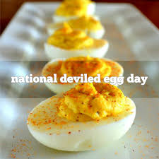 November 2nd is National Deviled Egg Day | Foodimentary ...