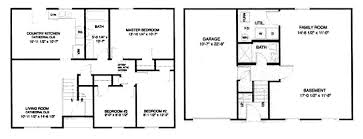 Lease Purchase Pros   Kingston I House PlanKingston I Floor Plan   gt