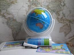 Интерактивный <b>глобус Oregon Scientific</b> ExplorerAR SG338R ...