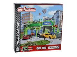 Купить <b>набор игровой</b> для игры на улице <b>Majorette</b> Заправочная ...