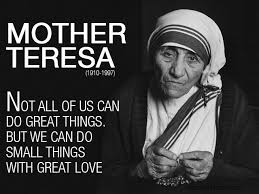 Mother Teresa Love Quotes | Inspiration Boost