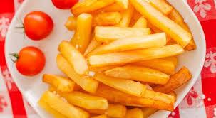 Самый вкусный <b>картофель</b>-<b>фри</b>, пошаговый рецепт с фото