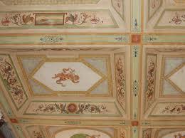 Soffitto In Legno Grigio : Restauro soffitti e pareti laura zanello decorazioni