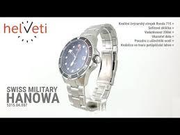<b>Swiss Military Hanowa</b> 5315.04.007 - YouTube