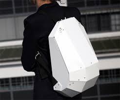 Жесткий <b>рюкзак Solid Gray</b> Hardshell