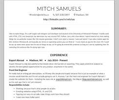 make an awesome resume online with this toolresume online