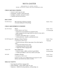 infant nanny resume tk infant nanny resume