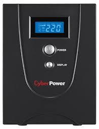 Интерактивный <b>ИБП CyberPower VALUE1500EILCD</b> — купить по ...