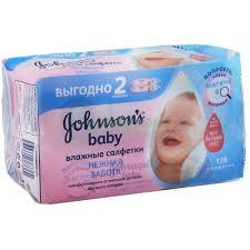 <b>Набор подарочный Johnson's 2</b> предмета