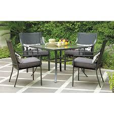 <b>Garden</b> & Patio <b>Furniture</b> Sets <b>5 Piece Garden</b> Rattan Bistro Set ...