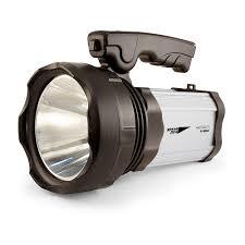 "<b>Фонарь</b>-прожектор <b>ЯРКИЙ</b> ЛУЧ ""Мегаватт"" LED аккумуляторный ..."