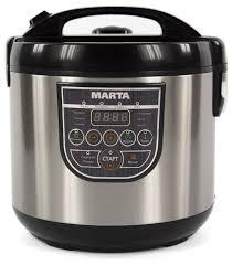 <b>Мультиварка Marta MT-4323 GLASS</b> LID — купить по выгодной ...