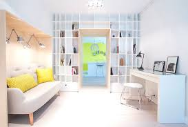ikea malm for a scandinavian home office with a wire side chair and chanoinesse by cline alcove contemporary home office