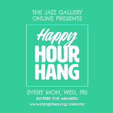 Happy Hour Hang with <b>Shai Maestro — The</b> Jazz Gallery