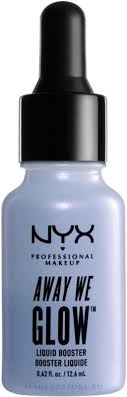 <b>NYX Professional Makeup</b> Away We Glow Liquid Booster - <b>Жидкий</b> ...