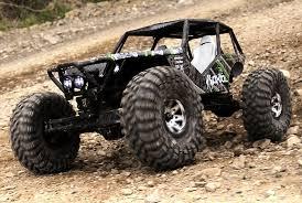 <b>Радиоуправляемая</b> машина <b>Axial Wraith</b> 4WD Rock Crawler 2.4 ...