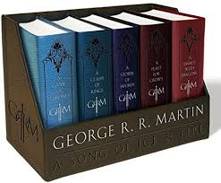 A Game of Thrones / A Clash of Kings / A Storm of ... - Amazon.com