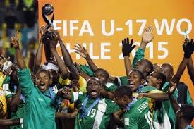 Image result for Nigeria win u17 world cup