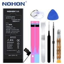 NOHON Li-Polymer Phone Battery Replacement ... - Gmarket
