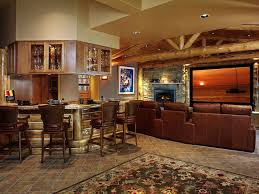 themed family rooms interior home theater: home theater basement ideas double side grey sofa rattan egg lounge chairs awesome wall theme wall mounted rectangle black frame screen white furry rug
