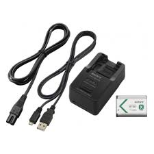 <b>Набор зарядное устройство</b> + <b>аккумулятор</b> Sony ACC-TRBX (для ...