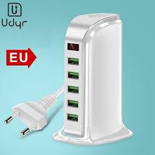 Buy <b>Udyr</b> Desktop 5 Ports USB Charger | LINK2-TECH