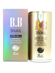<b>Антивозрастной солнцезащитный крем</b> с муцином улитки BB ...