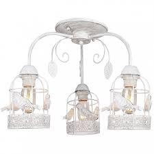 <b>Люстра</b> потолочная <b>arte lamp</b> cincia <b>a5090pl</b>-<b>3wg</b> с бесплатной ...