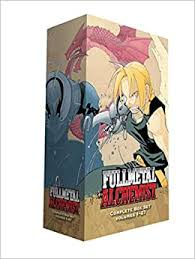 Fullmetal Alchemist Complete Box Set (Fullmetal ... - Amazon.com