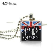<b>Fashion</b> Style <b>Pop</b> and Rock Queen Band Photos Pentagram Glass ...