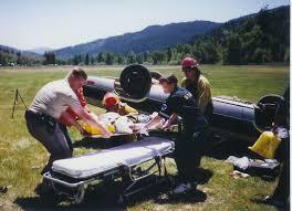 emergency services volunteer ambulance fund humboldt vehicle extrication helicopter training helo danene