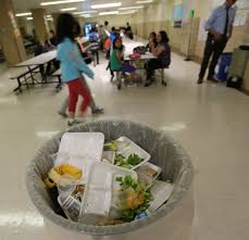 healthier school lunches face student rejection the new york times lunch hour at middle school 104 in manhattan where on friday several seventh graders pronounced vegetables gross credit librado romero the new york