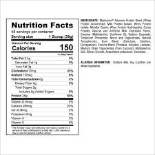 <b>MyoFusion</b>   <b>Advanced Protein</b> Blend – Gaspari <b>Nutrition</b>