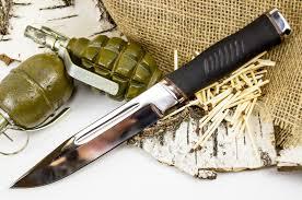 купить нож из стали 65х13 в Москве