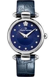 Наручные <b>часы Claude Bernard</b> с синим браслетом. Оригиналы ...