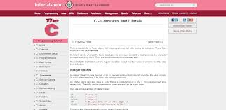 ways to learn c programming for this website contains bunch of tutorials on different programming languages this tutorial is created for software programmers a need to understand the