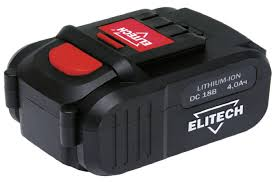 <b>Аккумулятор ELITECH</b> 1820.067700 — купить в интернет ...
