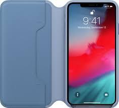 <b>Чехол</b> для сотового телефона <b>Apple Leather</b> Folio для iPhone XS ...