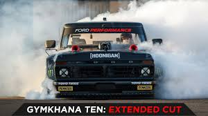 Ken Block's GYMKHANA TEN: Extended Cut: ROUTE 66   <b>TOYO</b> ...
