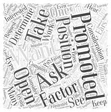 should you ask for a promotion word cloud concept royalty should you ask for a promotion word cloud concept stock vector 67220792