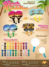 <b>Ping</b> Pong Promotion: custom beach pong paddles! - Captiv8 ...