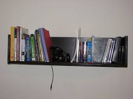 Wall Bookshelf How To Build Wall Mounted Bookshelves For Less Than 100 8 Steps